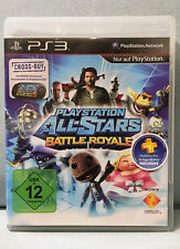 Playstation All-Stars Battle Royale ( Play Station 3 ) USK: 12