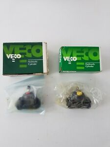 Fits Lancia Dedra 1.6i 1990 to 1994 Rear Brake Cylinders Pair Veco VQ299