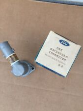 FORD D3FZ-8592-A THERMOSTAT HOUSING WATER CONNECTOR