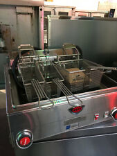 Wells F 98 Countertop Fryer Autolift Electric 208v 3 Phase Newdiscontinued