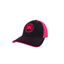 Miken Koalition Hat by Pacific (404M) KO/BLACK/PINK SM/MD  (6 7/8- 7 3/8)