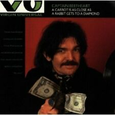 CAPTAIN BEEFHEART - CARROT IS AS CLOSE AS A RABBIT  CD 18 TRACKS ALTERNATIVE NEW
