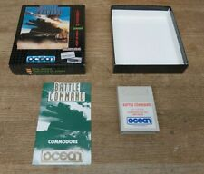 Commodore 64 & 64GS Battle Command Boxed Tested