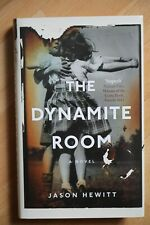 Jason Hewitt - The Dynamite Room signed and dated first edition