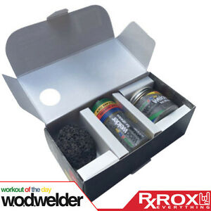w.o.d.welder Hand Care Kit | Callus Remover Shaver CrossFit WOD welder Handcare