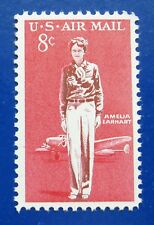 Sc # C68 ~ 8 cent Amelia Earhart Issue (cc13)