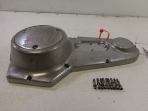 1985 1986 Harley Davidson PRIMARY DRIVE CLUTCH COVER fxsb fxwg