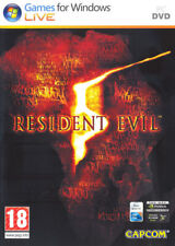 Resident evil 5 pc it import capcom