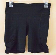 Calvin Klein Performance Shorts, Skinny Ruched Bike Shorts XS