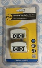 Window Toggle Lock X 2 Yale Standard Security