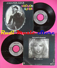 LP 45 7'' AMANDA LEAR Solomon gundie Rockin' rollin 1980 france no cd mc dvd