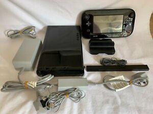 Nintendo Wii U  Pack 32GB Black Console