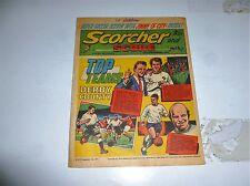 SCORCHER & SCORE Comic - Date 27/11/1971 - UK Paper Comic