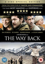 Way Back 5030305514396 With Colin Farrell DVD Region 2