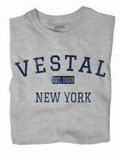 Vestal New York NY T-Shirt EST