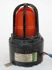MEDC Beacons, MEDC Lights & MEDC Strobes Light Red XB15 Vintage Maritime