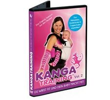 Kangatraining DVD Front 2 In Cooperation with Manduca or Sling