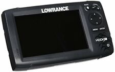 Lowrance Hook 7 DownScan Transducer GPS Plotter Fishfinder