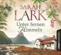 SARAH LARK - UNTER FERNEN HIMMELN  6 CD NEW