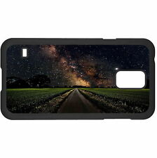 Milky Way Over A Green Field Hard Case Cover For Samsung New