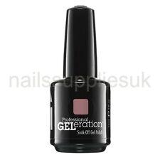 Jessica Geleration UV LED 15ml GEL Colours Start Finish Prep Build 100 Genuine Intrigue