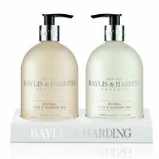 Baylis & Harding Jojoba, Silk & Almond Oil 500ml Hand Wash and Hand/Body Lotion