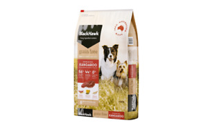 BLACK HAWK Grain Free Dry Dog Food Adult Kangaroo 15Kg