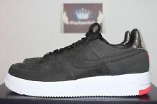 Nike Air Force 1 Ultraforce FC QS Black/Black-Chrome-White 865306-001 Men's US 8