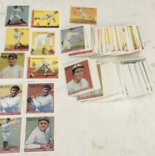 1933 Goudey Baseball Reprint Set 4 Ruth, Gehrig HOFers Mint (Read)