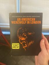 An American Werewolf in London (Dvd, 2012) with slipcover