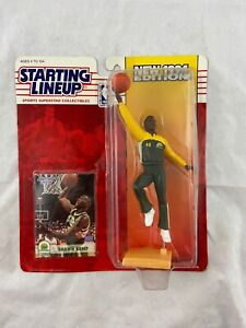 Vintage - Starting Lineup - Basketball - Shawn Kemp - Action Figure - NEW