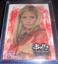 Buffy Season 4 TV-Show B4-3 Promo Trading Card 2000