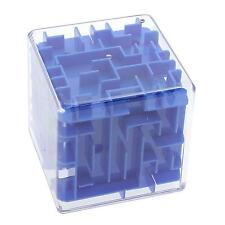 Magical 3d Maze Magic Cube Labyrinth Rolling Twist Toy Puzzle Game Xmas Gift New