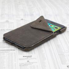 OPIS MOBILE 7/8 GARDE BOOK (Natur): iPhone 7&8 Lederhülle im Flip-Case Stil