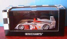 1 43 Minichamps Audi R8 Winner Great Britain GP 2006