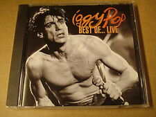 CD / IGGY POP - BEST OF... LIVE