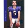 Joe Flacco Unsigned 2008 Upper Deck Sp Rookie Card
