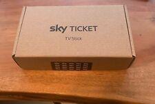 Nagelneuer Sky Ticket TV Stick, OVP, mit Fernbedienung + Batterie + Garantie!