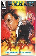 Millennium Comics - The Man From U.N.C.L.E. - #1 March 1993