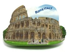 Colosseum, ROME ITALY SOUVENIR RESIN 3D FRIDGE MAGNET SOUVENIR TOURIST GIFT