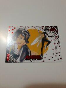 Marvel Amine Wasp Peach Momoko Auto Autograph #/120