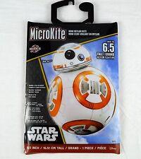 "Star Wars Bb-8 Mini Mylar Kite 6.5"" New Ready To Fly MicroKite X Kites Disney"