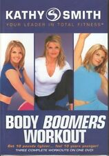 KATHY SMITH BODY BOOMERS WORKOUT New Sealed DVD