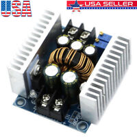 DC-DC Converter 20A 300W Step Up Step Down Buck Boost Power Adjustable Charger