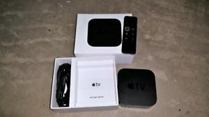 APPLE TV 4k 32gb MQD22LL/A HDR Media Streamer A1842 Used