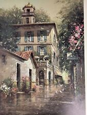 Gordon, L.-Morning in Tuscany-Landscape-Art For Sale