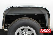 FTCH106 2015-2017 Chevrolet Silverado 2500/3500 HD CHROME Stainless Fender Trim