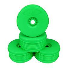 DE Racing SpeedLine PLUS 1/8 Scale Buggy Wheels Rims / GREEN / (DER-PSB-8G)