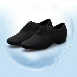 Hommes Danse Moderne Chaussures Adulte Latin Tango Bal Chaussures Talon Doux Bas