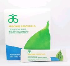 Arbonne Digestion Plus 30 Sachets Health Food Supplement 4.73g BBE 04/2020